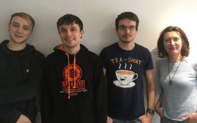 Behind the Scenes… Development Team