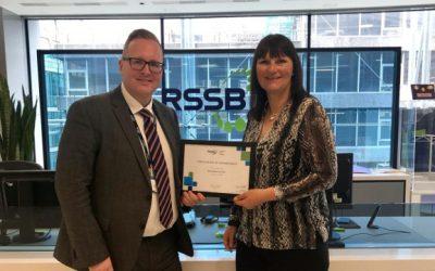 AssessTech Rejoint RSSB