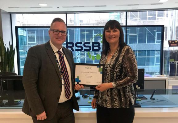 AssessTech Joins RSSB