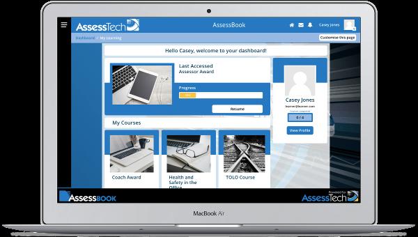AssessBook Dashboard