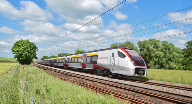 ACMS is helping Greater Anglia achieve their objective of going completely paperless.