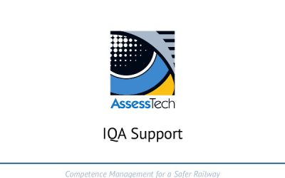 IQA Support – Standardisation Sessions
