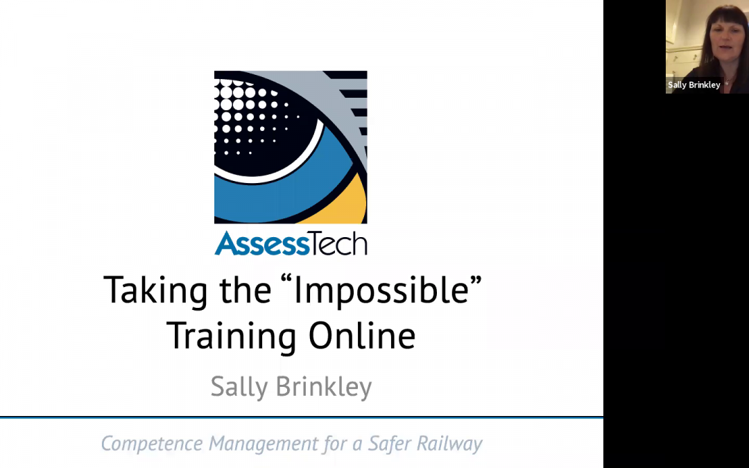 Taking the 'Impossible' Training Online