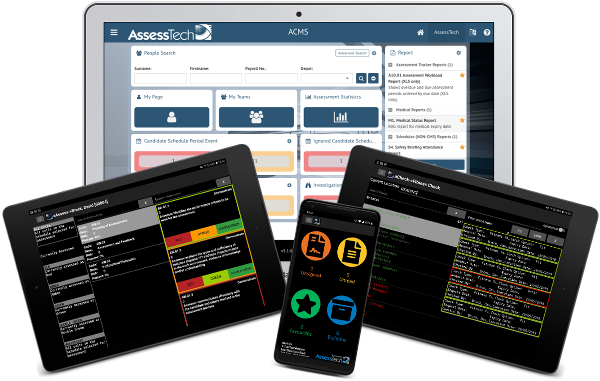 AssessTech's technology solutions improving processes during #UKLockdown