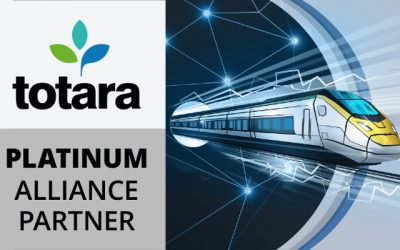 Totara Platinum Alliance Partner award