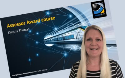 Keeping the Railway Safe with AssessTech's Assessor Award Training Course