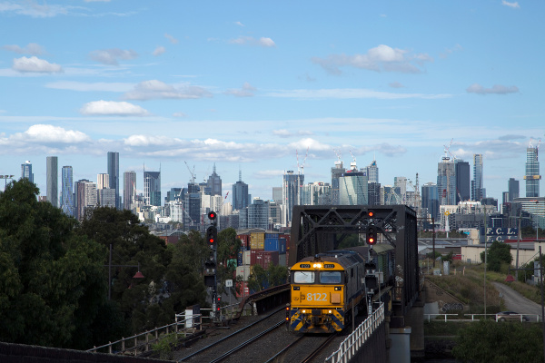 Can you 'street to seat' a freight driver in Australia?