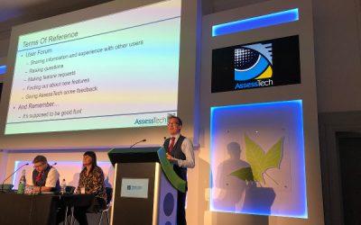 AssessTech User Forum: 18th November: REGISTER NOW