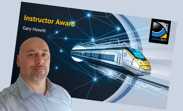 Instructor Award boosts training delivery skills